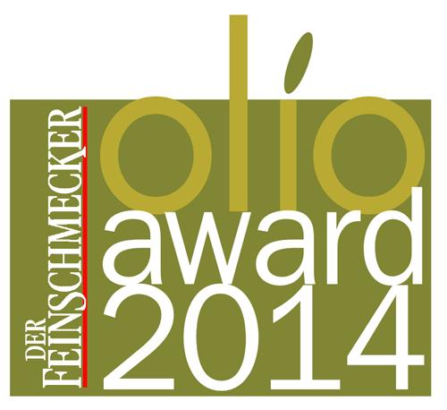 Feinschmecker Olio Award Logo 2014