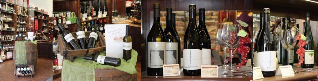 Geschäft Boxhammer Genuss pur Weinverkauf