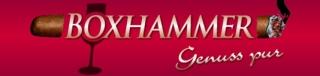 Logo Boxhammer Genuss pur